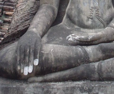 Thai (Yoga) Massage - Buddha